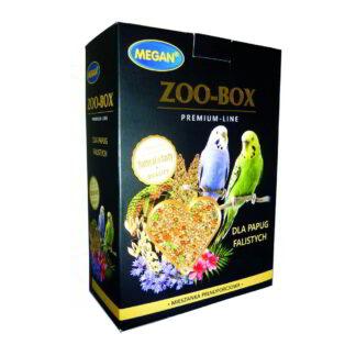 Pokarm premium dla papug falistych