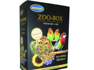 Pokarm premium dla średnich papug